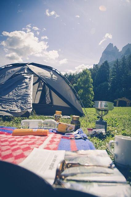 Campingurlaub für die ganze Familie