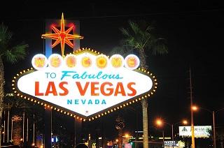 Sein Glück in Las Vegas versuchen