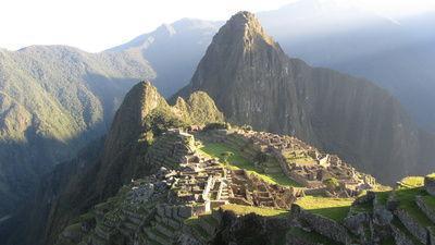 Unvergleichlich schöne Landesflächen in Südamerika